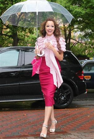 Sawajiri Erika vẫn rạng rỡ trong ngày mưa Erika_wedding